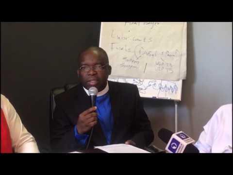 Nigerian Christian Association condemns arrested pastor