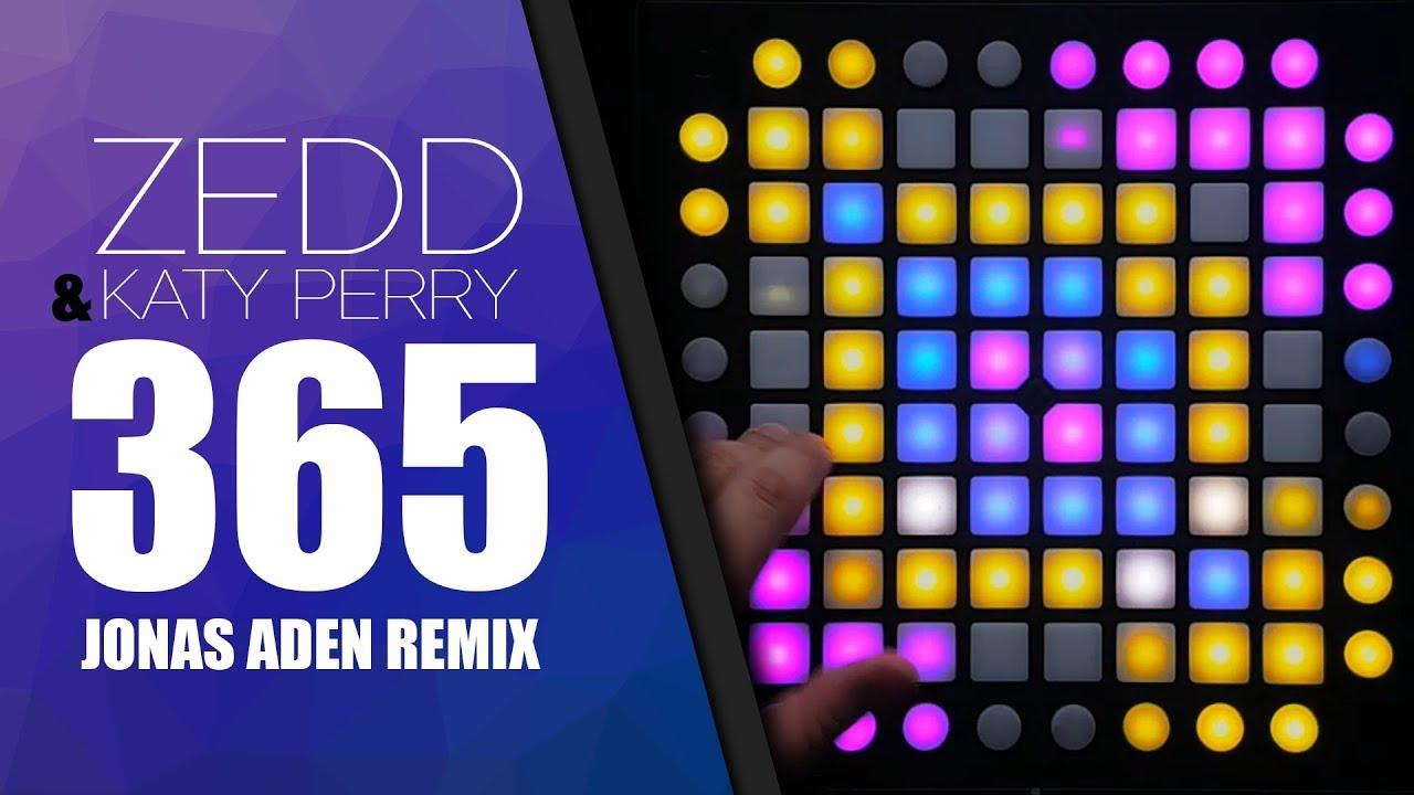 Download Zedd & Katy Perry - 365 (Jonas Aden Remix) // Launchpad PRO Cover