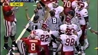 #4 Georgia vs. #22 Arkansas - 2002 SEC Championship