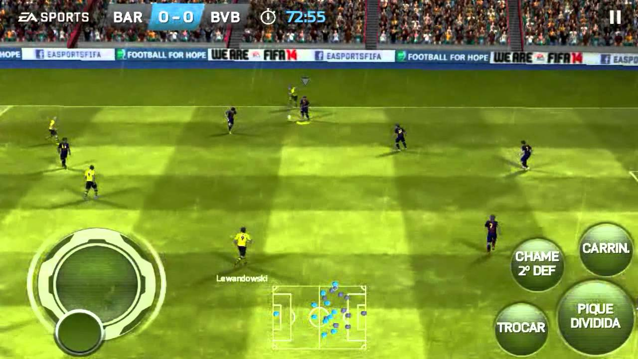 pes 14 android