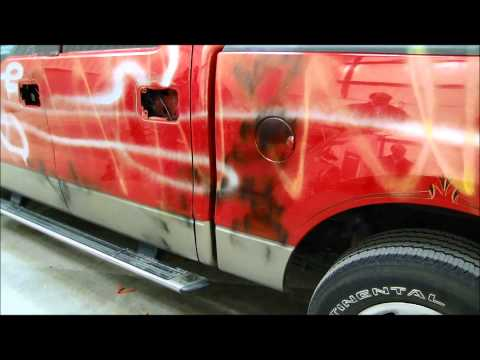 How To Fix Fish Eyes In Clear Coat Doovi