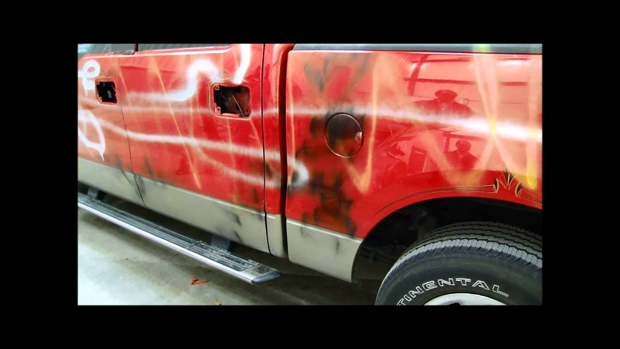 How to remove vandalism spray paint overspray national overspray how to remove vandalism spray paint overspray national overspray removal onsite services youtube solutioingenieria Image collections