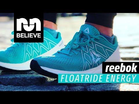 Reebok FloatRide Energy Video Performance Review - YouTube