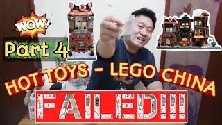 Hot Toys - Sembo Blok Lego china Part 4 FAILLED ???