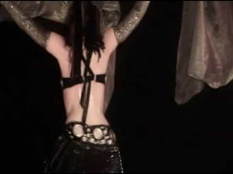 Gothic Industrial Belly Dance Drum Solo - December 2007