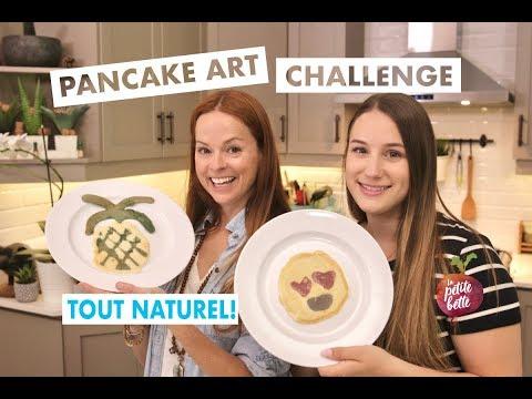 🥞pancake-art-challenge-💟avec-amelie-barbeau-!-👩🎨sans-colorants-artificiels