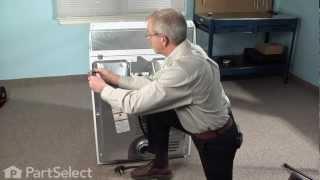 Dryer Repair- Replacing the Thermal Fuse (Whirlpool Part# 3392519)