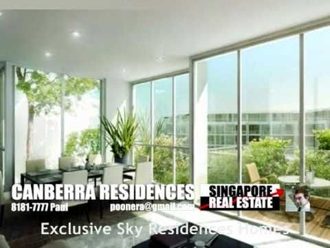 Canberra Residences, District 27, Singapore by Paexco