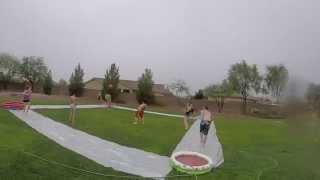 Kiddie Pool Kickball!