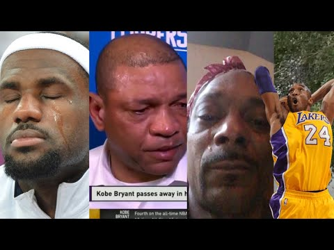 Lebron James reacts to Kobe Bryant Death, Snoop Dogg, Doc Rivers and more