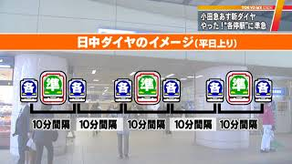 小田急の複々線ダイヤ改正 沿線も期待!