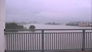 Мираж города-призрака в Китае.Видео очевидцев.16-06-2011
