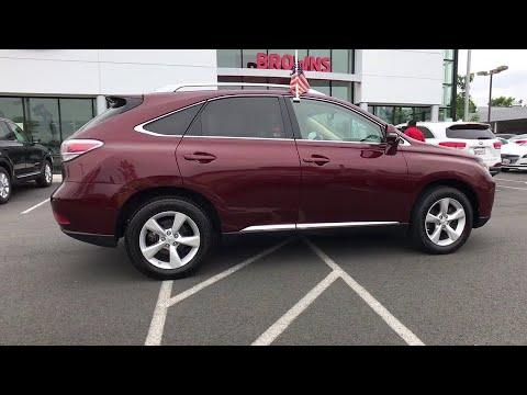 2013 Lexus RX Chantilly, Fairfax, Woodbridge, Springfield, Manassas, VA P1006