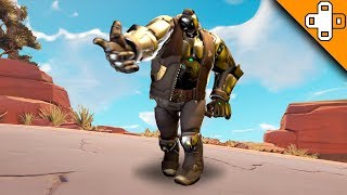 B.O.B. Gets a New Dance! Overwatch Funny & Epic Moments 743