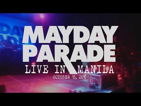 Mayday Parade (Live in Manila 2016 )