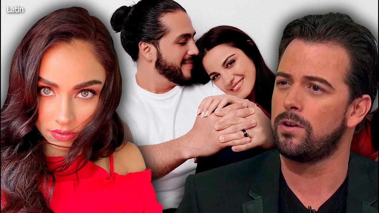 Claudia Martin Y Mane De La Parra Reaccionan Al Romance De Maite Perroni Y Andrés Tovar