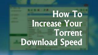 utorrent 3.4.5 speed up