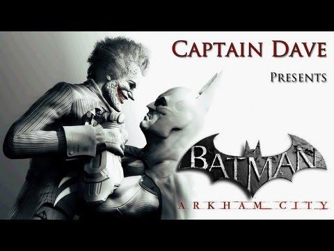 Batman: Arkham City GOTY - Walkthrough Part 1: Law And Order