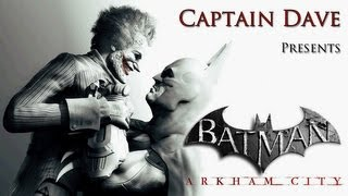 Batman: Arkham City GOTY - Walkthrough Part 1: Law And Order
