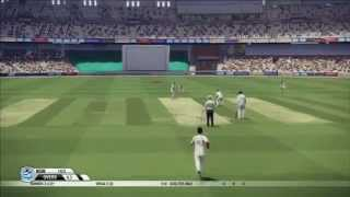 Don Bradman Cricket 14 - Career mode player creation gameplay
