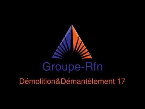 """Démantèlement """" industriel """" Groupe-Rfn///17870(recyclage)Charente-Maritime"""