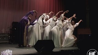 prophetic vessels in motion   glory to the lamb by geoffrey golden praise dance
