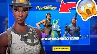 RECON EXPERT is finally coming ? 😱 Fortnite COMMUNITY DECISION | Daily Shop English Today Skin