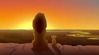 The Lion King || See You Again (Charlie Puth) || Mufasa & Simba Tribute || HD