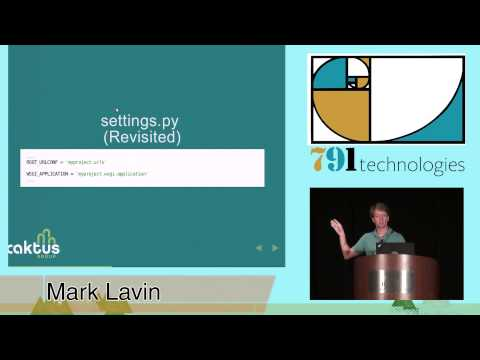 DjangoCon 2014- Anatomy of a Django Project
