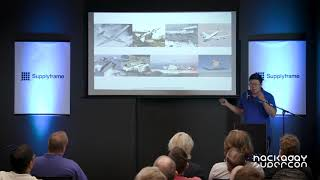 Hackaday Supercon - Jeremy Hong : Electronic Warfare; a Brief Overview of Weaponized RF Design