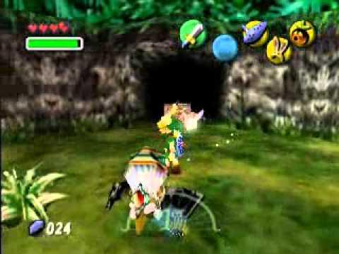 Zelda Majora's Mask Episode 4 Le sud