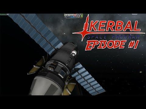 Kerbal Space Program! - Ep. #1: Science!