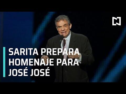 Sarita prepara homenaje para 'El Príncipe de la Canción' - Las Noticias