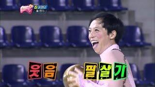 【TVPP】Yoo Jae Suk - Slapstick comedy at ball play, 무�...