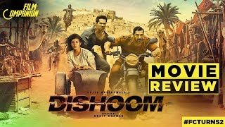 Dishoom I Movie Review I Anupama Chopra