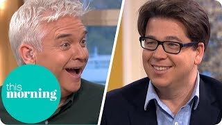 Michael McIntyre on the Return of His Big Show | This Morning
