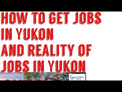 How To Get The Job Offers In Yukon