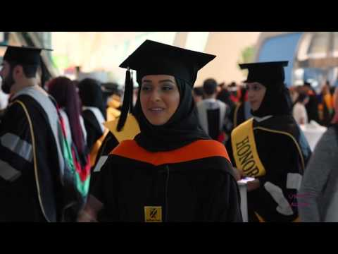ADU Graduation Ceremony 2015 – Alumni