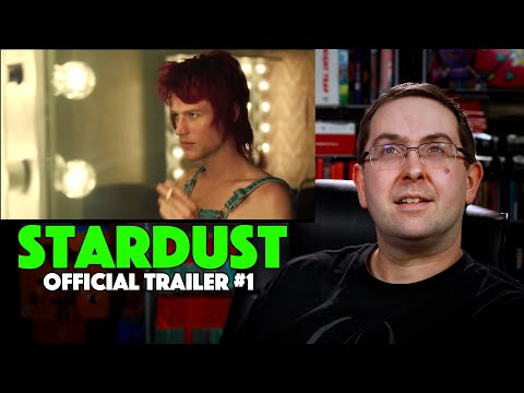 REACTION! Stardust Trailer #1 – Jena Malone Movie 2020