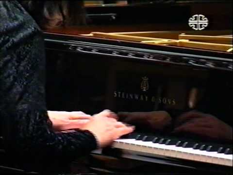 Natalia Trull plays Mozart - Piano concerto n.27, III mov.