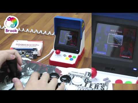 [Brook Gaming] Play Neogeo Mini with Brook UFB