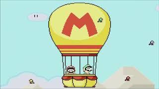 Super Mario World: Super Mario Advance 2 (GBA) - All Yoshi Coins Collected (Gameplay/Walkthrough)