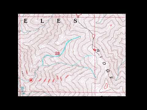 Hydrology: Watershed Delineation Example