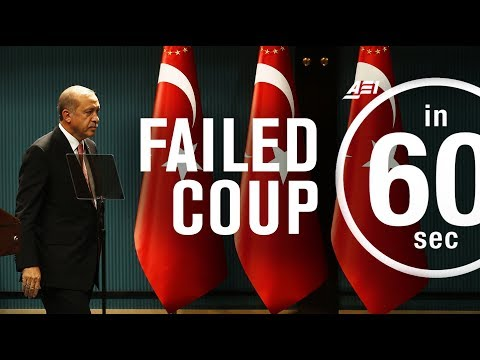 Consequences of the failed Turkish coup...in 60 Seconds