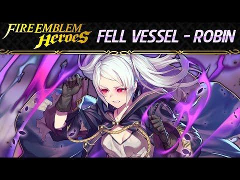 Fire Emblem Heroes - Robin: Fell Vessel ABYSSAL, Infernal & Lunatic Guide - Special Map