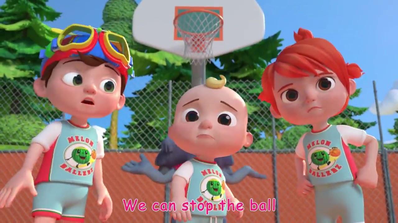 Basketball Song | CoCoMelon Nursery Rhymes & Kids ...
