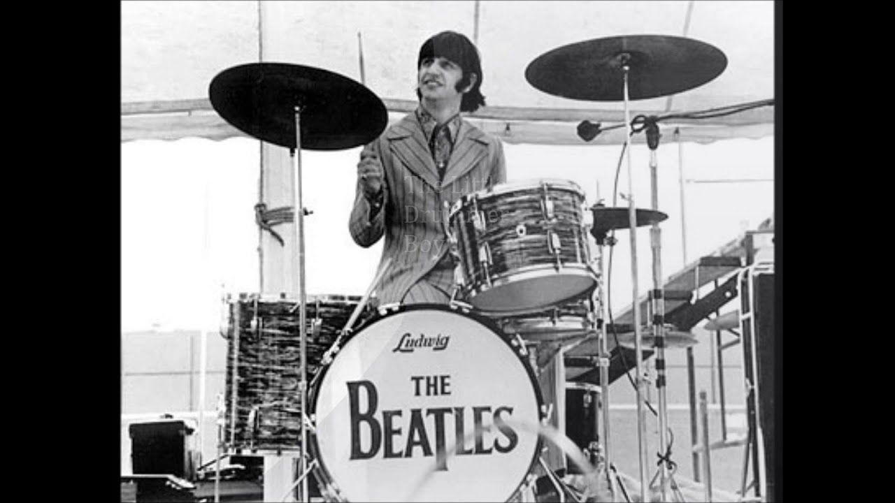 RINGO STARR THE LITTLE DRUMMER BOY