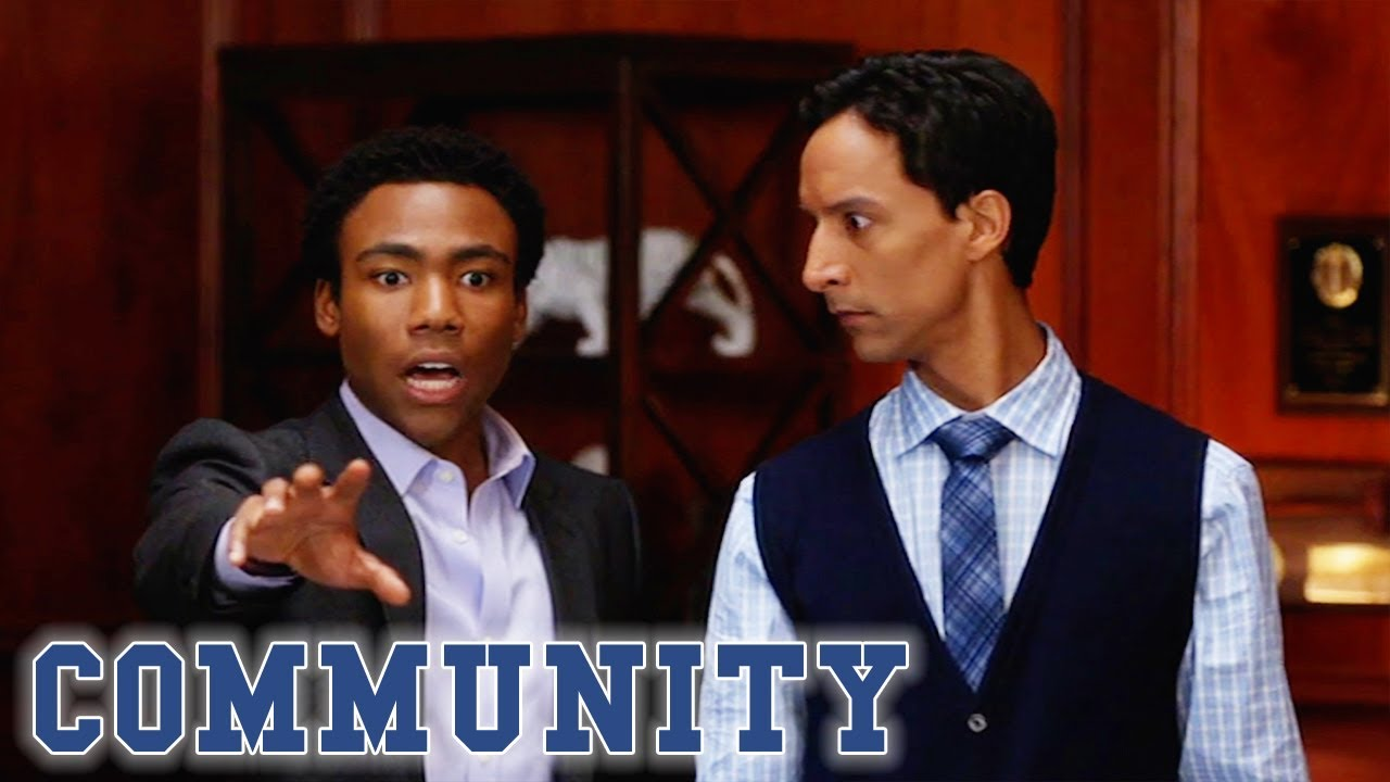 Troy And Abed Get The Evidence | Community