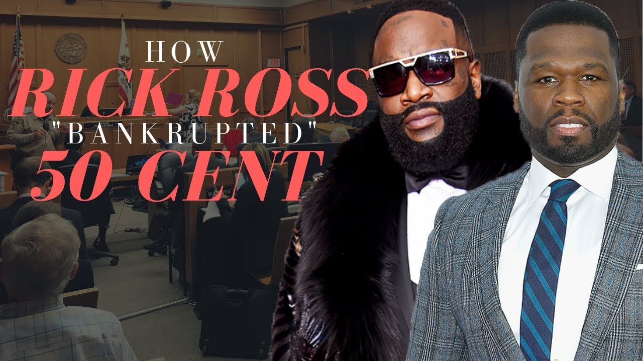 50 Cent Video Porno how rick ross bankrupted 50 cent – sugarwaterradio