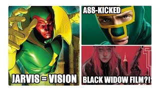 Avengers 2: Neue Helden! - Iron Man macht Schluss?! - Captain Americas eigenes Team?